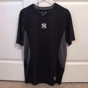 Nike Pro Dri-fit Yankee's shirt
